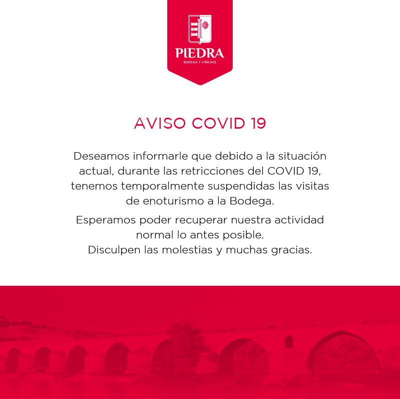 Aviso COVID 19